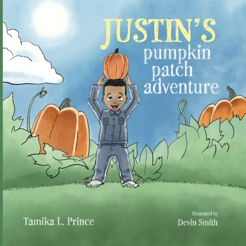 Justin's Pumpkin Patch Adventure