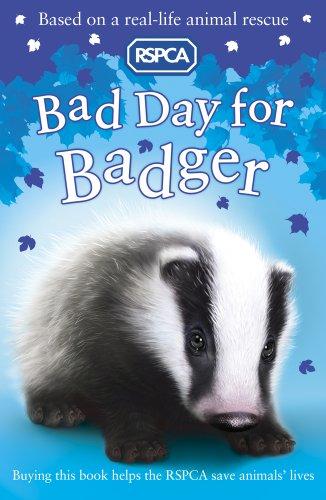 Bad Day for Badger (RSPCA)