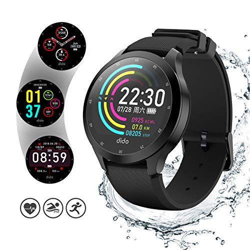 - Smart Watch - Bluetooth Smart Bracelet Fitness Tracker with Heart Rate Activity Tracking Sleep Monitoring Waterproof Anti-Theft Long Battery Life and Compatible with IOS8.0 and Android 4.4