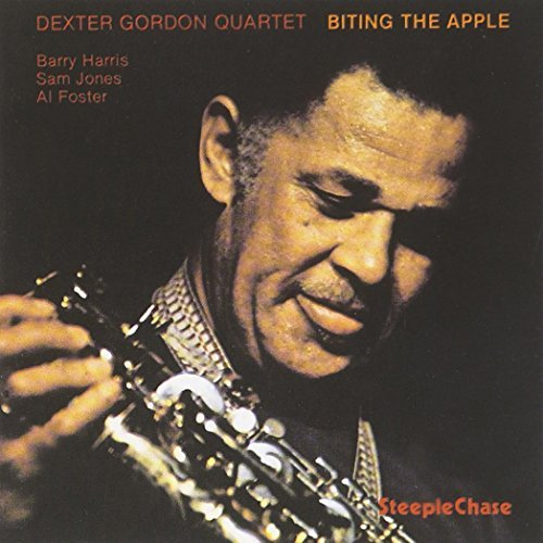 Price comparison product image Biting The Apple by Dexter Gordon Quartet (1997-03-18)