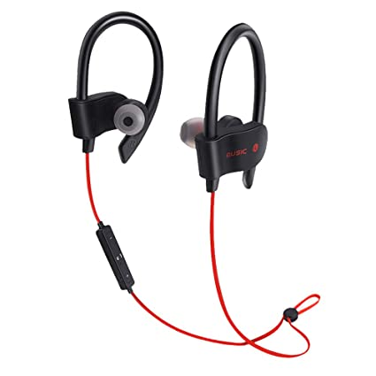 Sencillo Vida Auriculares Bluetooth Deportivos, Auriculares Bluetooth 4.1 In-ear Cascos Inalámbricos , Auricular