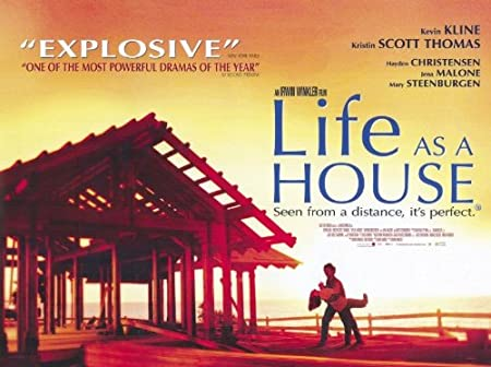 Life As A House 11x17 Inch 28 X 44 Cm Movie Poster Amazoncouk