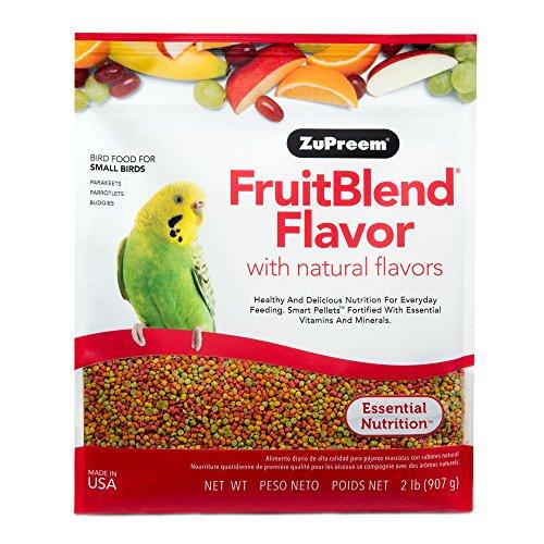 ZUPREEM 230301 Fruitblend Small 2 Pound product image