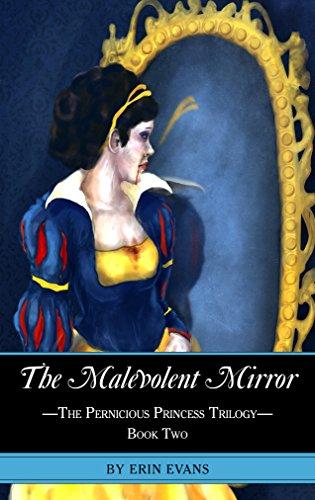 book cover of The Malevolent Mirror