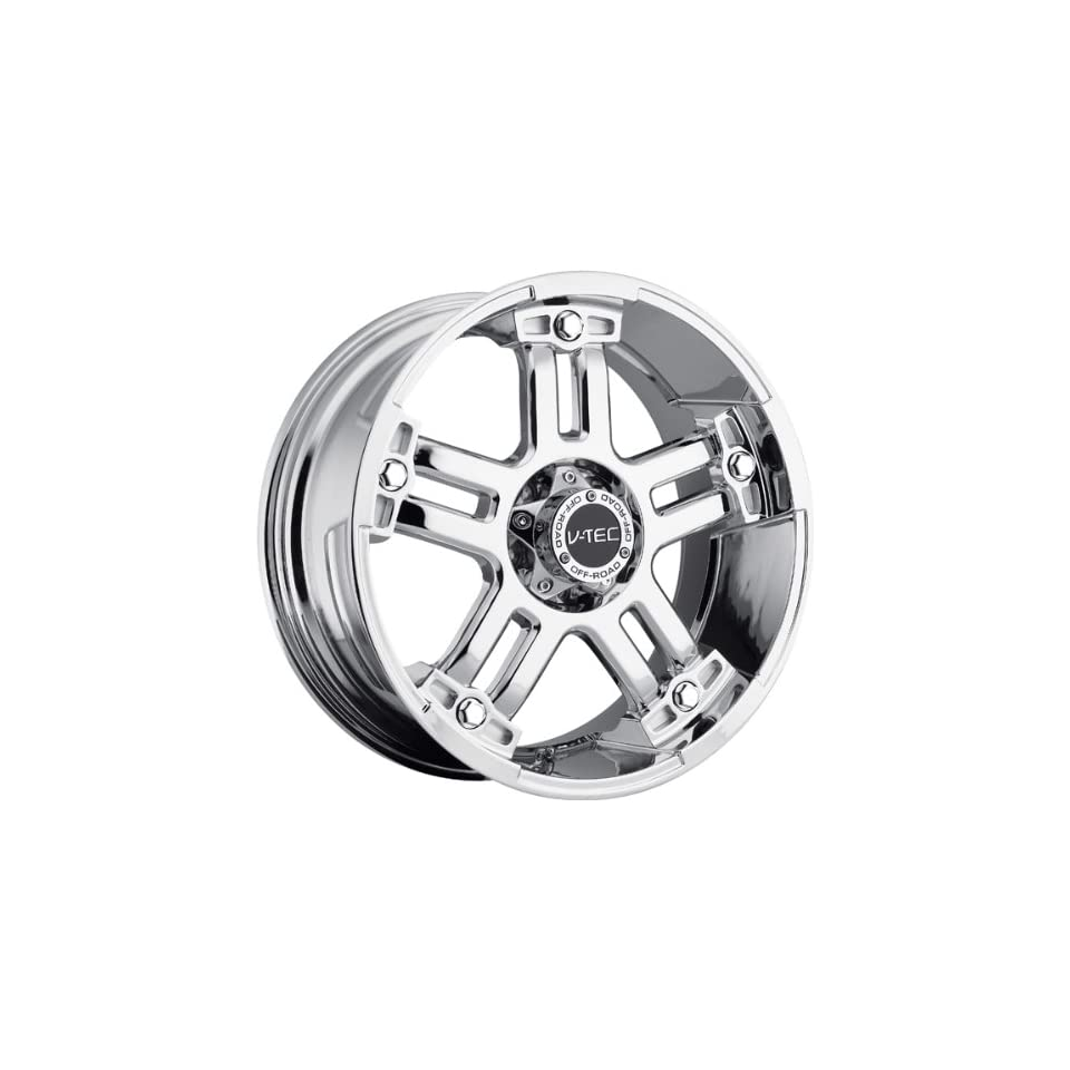 VISION WHEEL   394 warlord   20 Inch Rim x 9   (8x180) Offset (18) Wheel Finish   Chrome