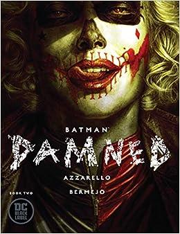BATMAN DAMNED #2 MAIN COVER