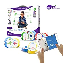 Circuit Conductor Kit | Educational STEM Toy & Learning Kit| Learn The Science Behind Electricity, Currents & Magnets| by Pai Technology