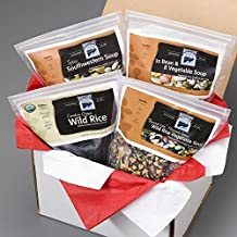 Wild Rice and Soup Gift Box (4 lbs)