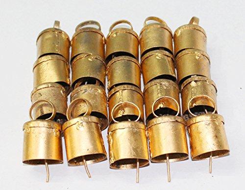 Handmade Tin Bells 2.25