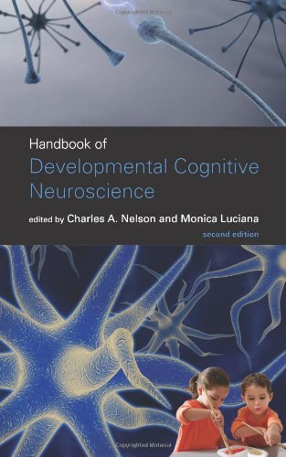Book cover from Handbook of Developmental Cognitive Neuroscience by James Patterson