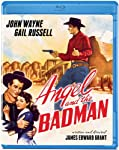 Cover Image for 'Angel and the Badman'