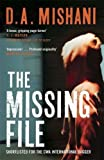 Front cover for the book The Missing File by D.A. Mishani