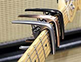 KLIQ Guitar Capo for Acoustic and Electric 6-String