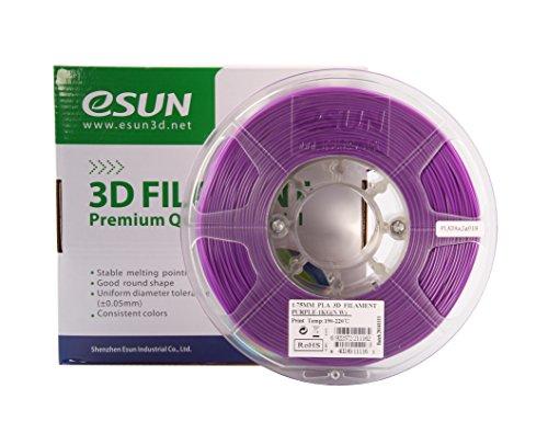 eSUN Purple Printer filament 2 2lbs