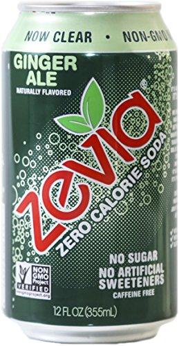 zevia soda ginger ale - 6