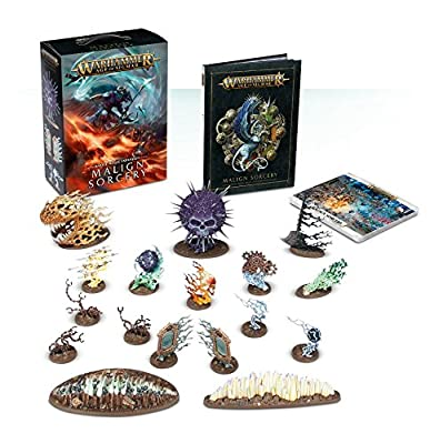 Citadel Malign Sorcery Warhammer Age of Sigmar by Games Workshop