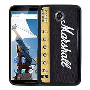 Marshall Black New Customized Design Google Nexus 6 Case