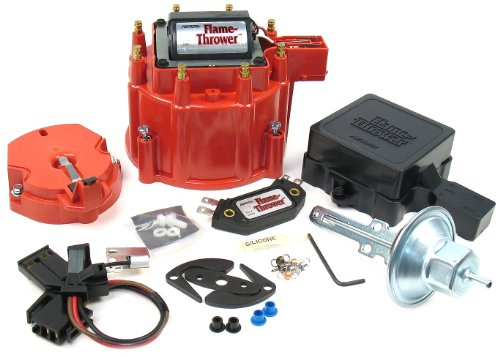 Pertronix D8011 Flame-Thrower Red GM HEI Tune Up Kit for Buick/Oldsmobile/Pontiac/Corvette