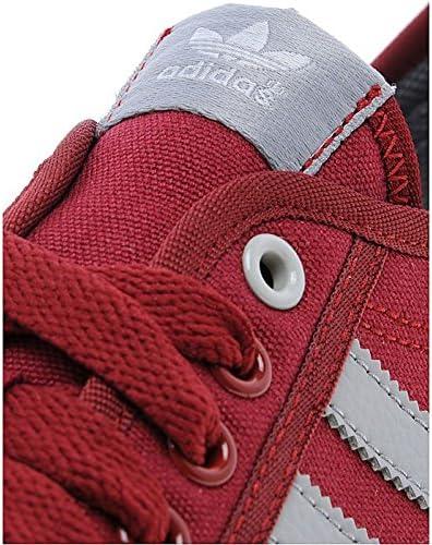 adidas Originals Nizza Lo Red Maroon