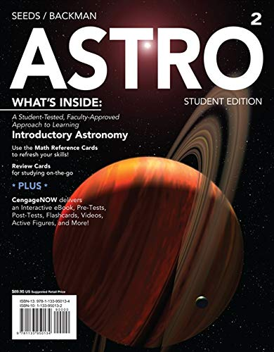 ASTRO2 (with CengageNOW, 1 term Printed Access Card) (New, Engaging Titles from 4LTR Press) by Brooks / Cole
