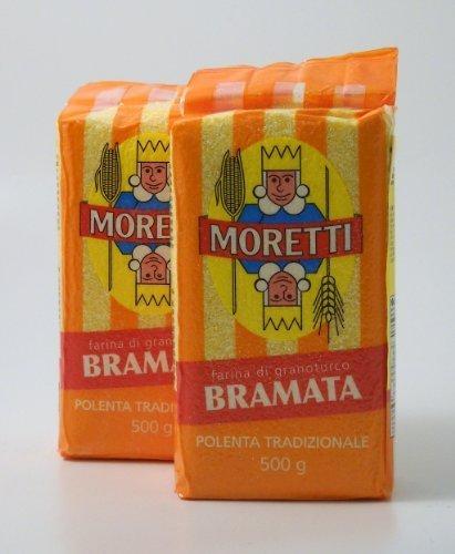 Moretti Bramata Polenta (2 bags) by Moretti