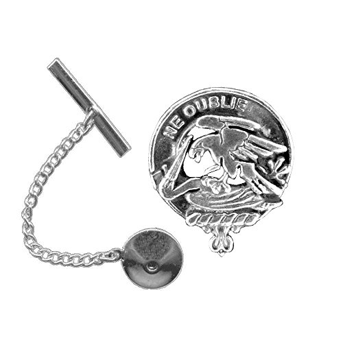 Graham Montrose Scottish Clan Crest Tie Tack / Lapel -
