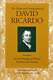 img - for On the Principles of Political Economy and Taxation (Works and Correspondence of David Ricardo) book / textbook / text book