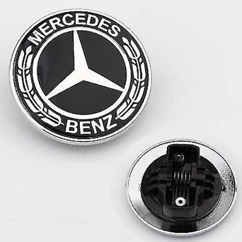 Mercedes cofano motore Stella ricambio Emblema piastra W212 S212 E63 S AMG targhetta