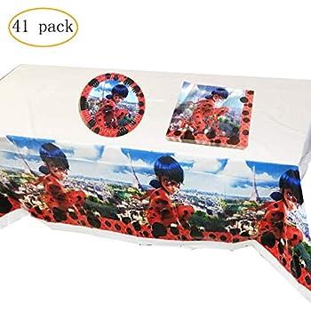 Amazon.com: Party Supplies – Pack de servilletas con 16 ...