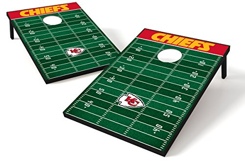 - NFL Kansas City Chiefs Tailgate Toss Game