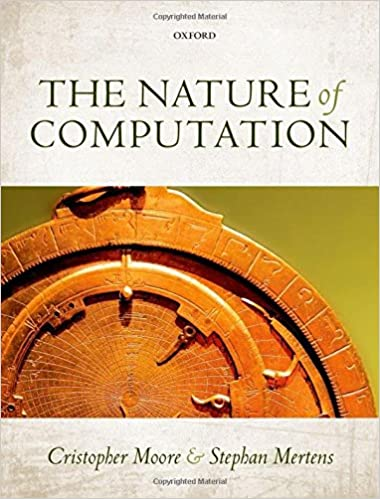 Book The Nature of Computation
