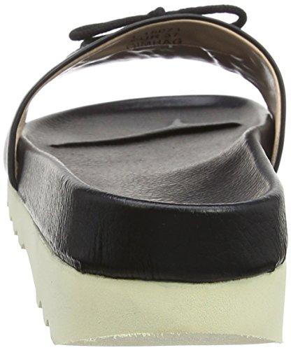 Black Ouvert Sandales Slide Noir Kickers Bout Karah Femme qOzfZSqn0x