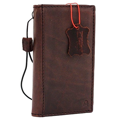 Genuine Italian Leather Hard Case for Iphone 6 Book 4.7 Inch Wallet Handmade S Luxury - Genuine Italian Leather
