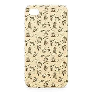 Tea Time iPhone 4s 3D wrap around Case - Design 4