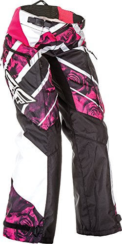 KINETIC LADIES OVERBOOT PANT PINK/WHITE SZ - Kinetic Overboot