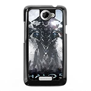 The best gift for Halloween and ChristmasHTC One X Cell Phone Case Black Guardian Halo 5 Guardians RPR4999808