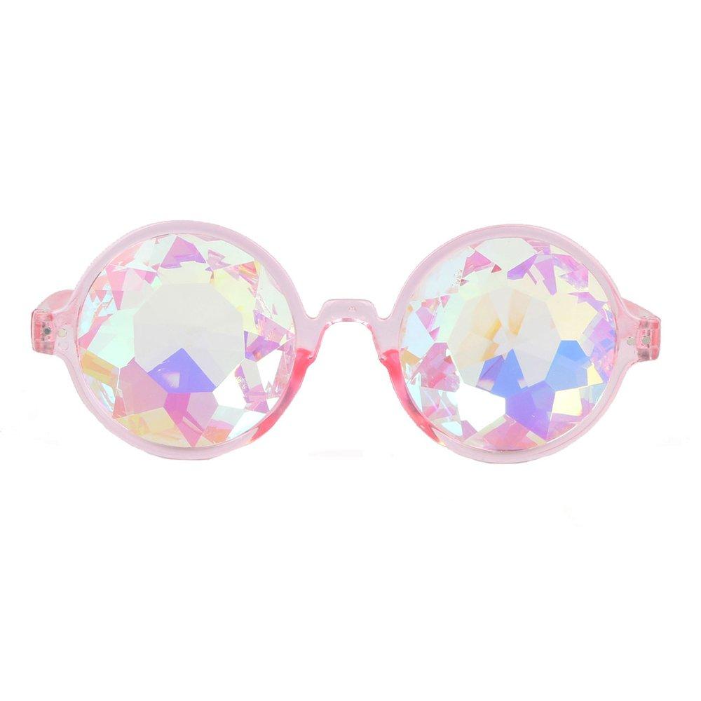 OMG_Shop Festivals Kaleidoscope Glasses Rainbow Prism Sunglasses Goggles MG015-B-CN-LJ5
