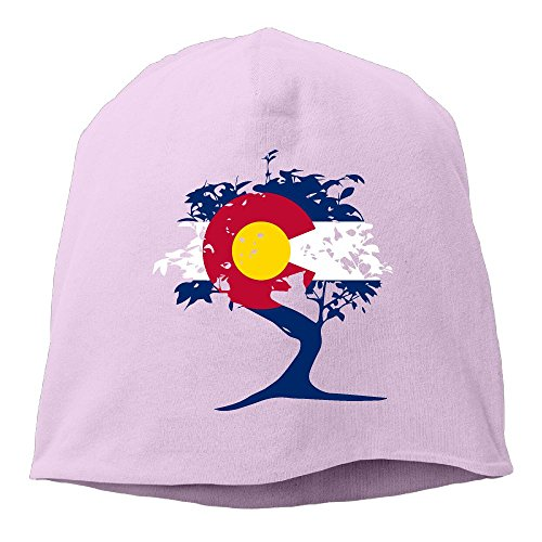 Currfied Japanese Bonsai Tree Colorado Beanies Cap For Men Women