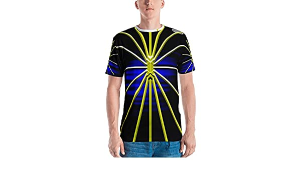 Hollywood2000 2D /& 3D Designs Spider Shield Youth T-Shirt