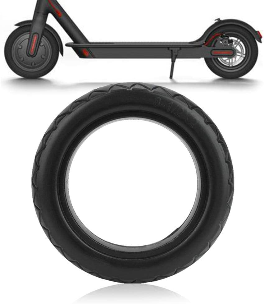 MAGT Scooter Tire Front Rear Solid Replacement Tire Explosion Prevention Wheel Cover Tyre for Xiaomi Mijia M365 Electric Scooter