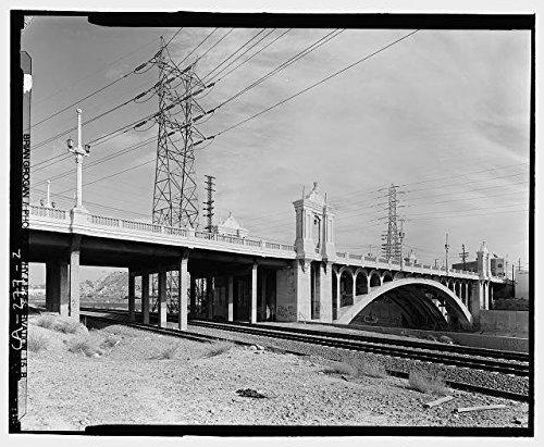 Photo: Macy Street Viaduct,Los Angeles,Los Angeles - Ca Angeles Macy's Los
