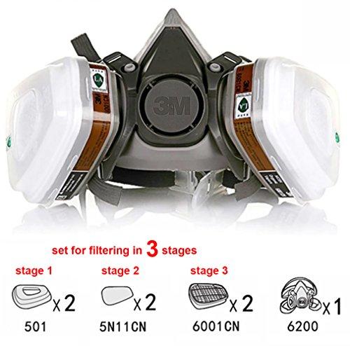spray paint respirator - 7