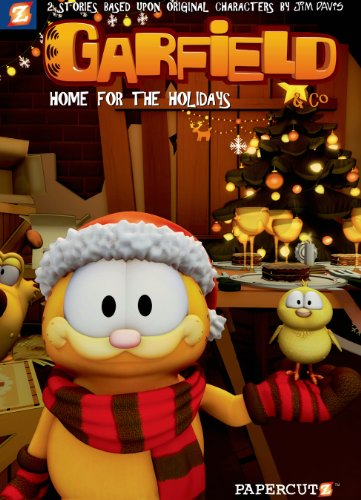 Garfield & Co. #7: Home for the Holidays (Garfield Graphic Novels)]()