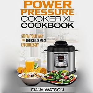 The Power Pressure Cooker XL Cookbook Audiobook