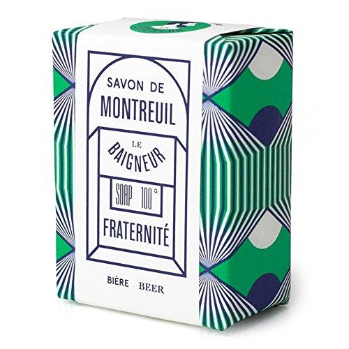 Le Baigneur Fraternite Soap 100g (Pack of 6) - ル 石鹸100グラム x6 [並行輸入品] B0716DGHVQ