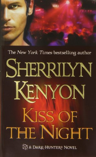 Book cover for Kiss of the Night