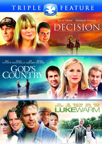 God's Country/Lukewarm/Decision Triple Feature by Word Entertainment