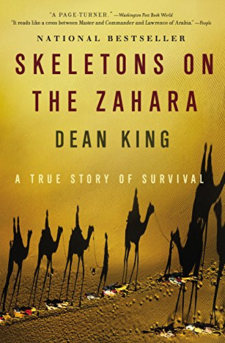 Brown Skeleton - Skeletons on the Zahara: A True Story of Survival