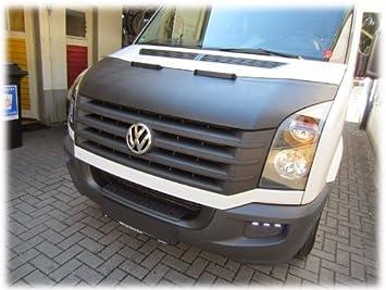 VW Crafter Bonnet Bra Crafter Logo