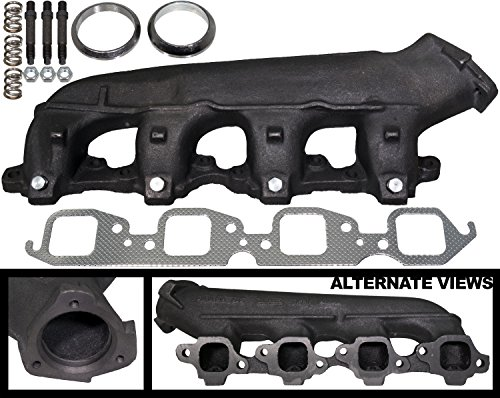 Exhaust P20 Chevrolet Manifold (APDTY 785355 Exhaust Manifold Big Block V8 396/427/454 6.5L/7.0L/7.4L Right)